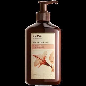 Ahava Botanics bodylotion hibiscus & fig