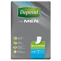 Depend For Men Guards - Inlegverband