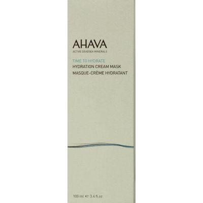 Ahava Hydratation mask