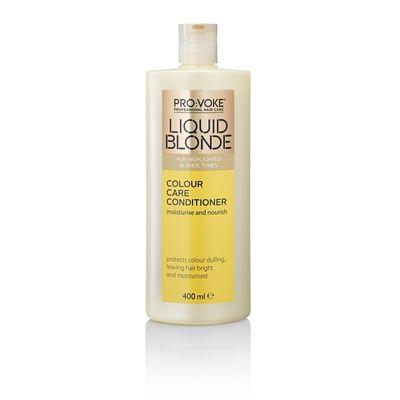 Provoke Conditioner liquid blonde colour care