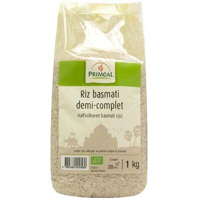 Primeal Halfvolkoren basmati rijst