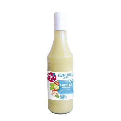 Pleniday Sladressing olijfolie zoutarm
