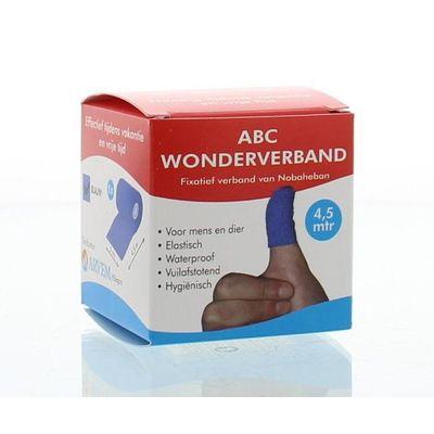 ABC Wondverband Wonderverband blauw horeca