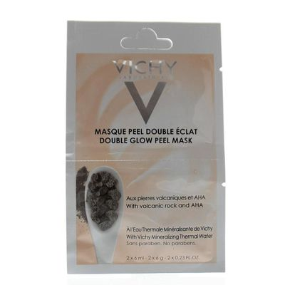 Vichy Purete thermale exfolierende masker sachet