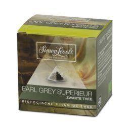 Simon Levelt Piramide earl grey superior bio