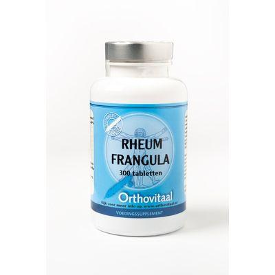 Orthovitaal Rheum frangula