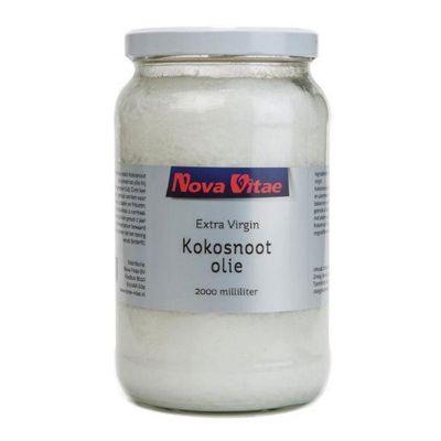 Nova Vitae Kokosnoot olie extra virgin