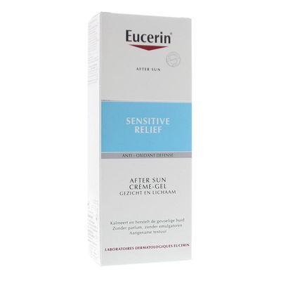 Eucerin After sun sensitive relief cremegel