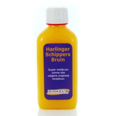 Ginkel's Harlinger schippers bruin