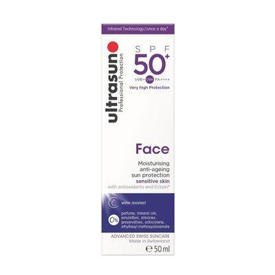 Ultrasun Face creme SPF 50+