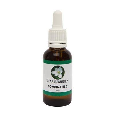 Star Remedies Combinatie 6
