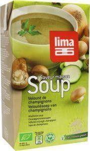 Lima Veloutesoep champignons