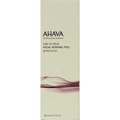 Ahava Facial renewal peeling