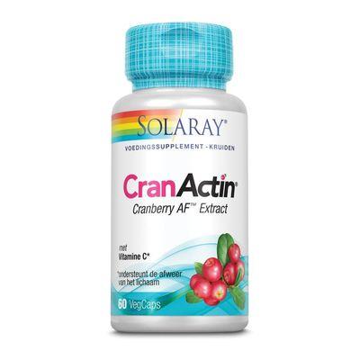Solaray CranActin cranberry en vitamine C