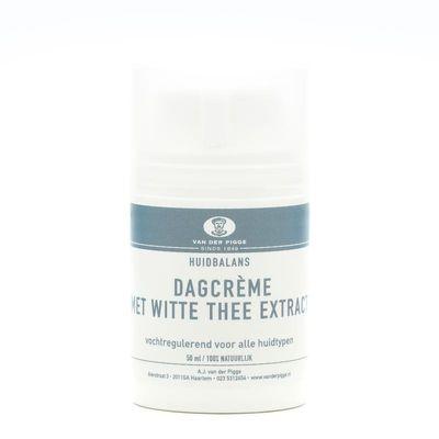 Pigge Huidbalans dagcreme witte thee extract