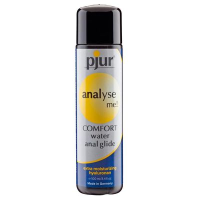 Pjur Analyse me comfort aqua glijmiddel