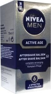 Nivea Aftershave balsem men active age