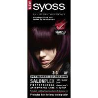 Syoss Color baseline 3-3 trendy violet haarverf