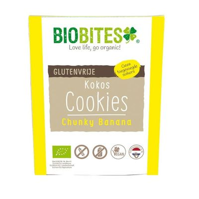 Biobites Kokosbites chunky banana