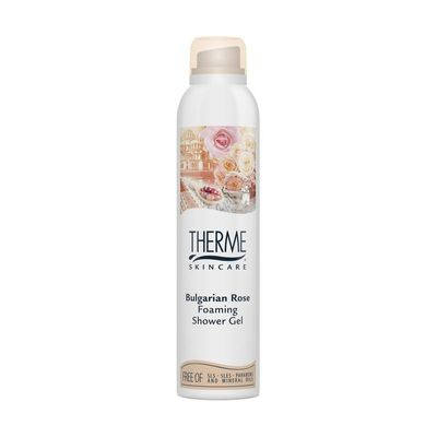 Therme Foam shower Bulgarian rose