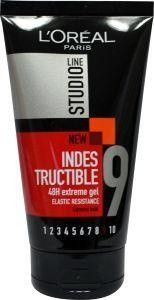 Loreal Studio line indestructible gel 48 hours tube