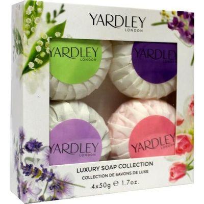 Yardley Gastenzeep mix 50 gram