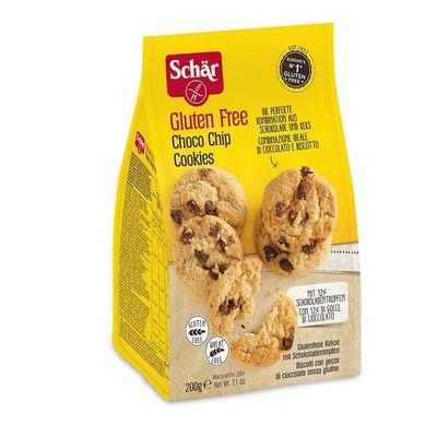 DR Schar Choco chip cookies