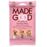 Made Good Granola minis aardbei