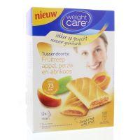 Weight Care Tussendoortje abrikozen & perzik