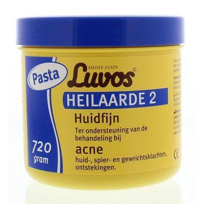 Luvos Heilaarde 2 huidfijn pasta