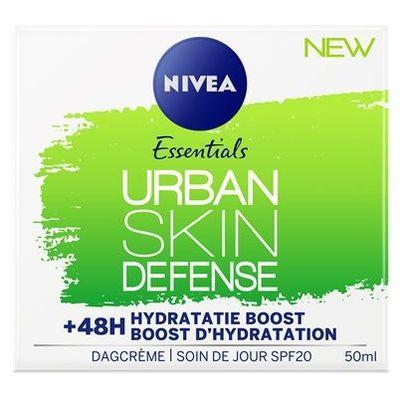 Nivea Essentials dagcreme urban skin