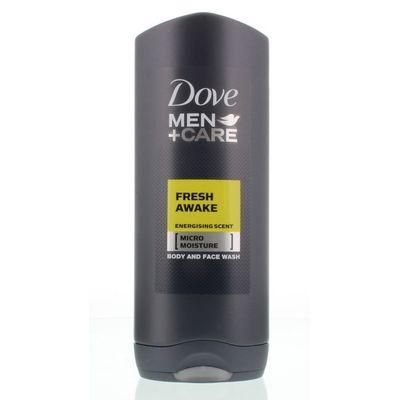 Dove Shower men fresh awake