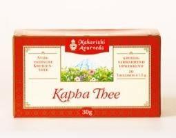 Maharishi Ayurv Kapha theezakjes