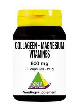 SNP Collageen magnesium vitamines