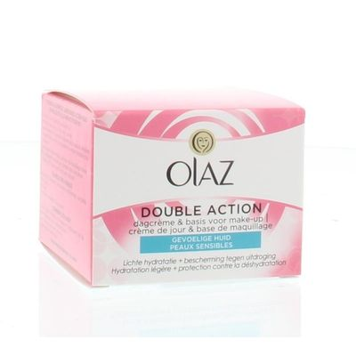 Olaz Essential care double action gevoelige huid