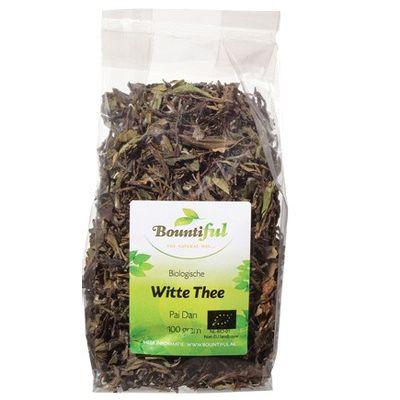 Bountiful Paidanthee witte thee bio