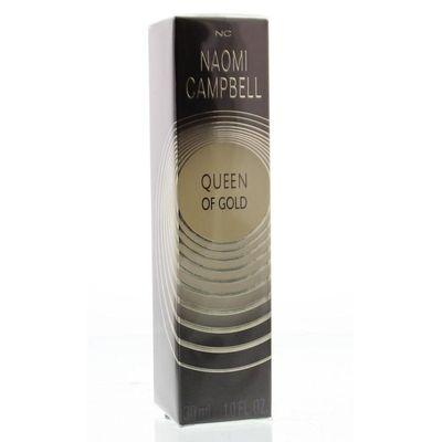 Naomi Campbell Queen of gold eau de toilette