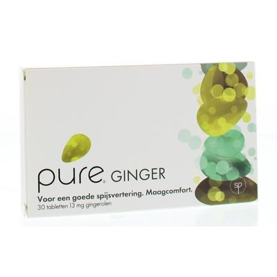 Pure ginger 13 mg ginerolen
