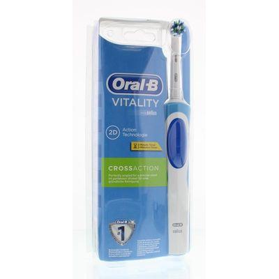 Oral B Elektrische tandenborstel cross action vitality