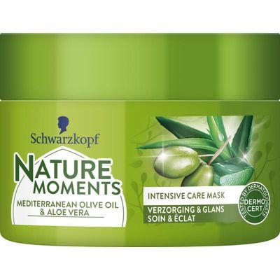 Schwarzkopf Nature Moments masker Mediter olive oil & aloevera