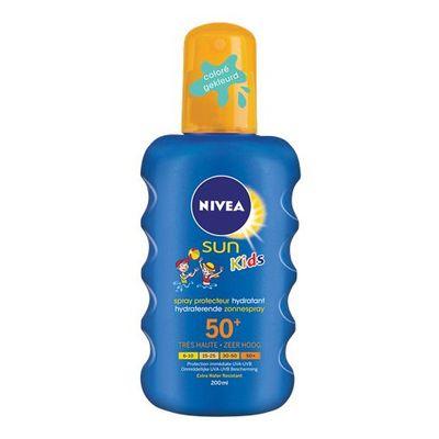 Nivea Sun children spray BF50+