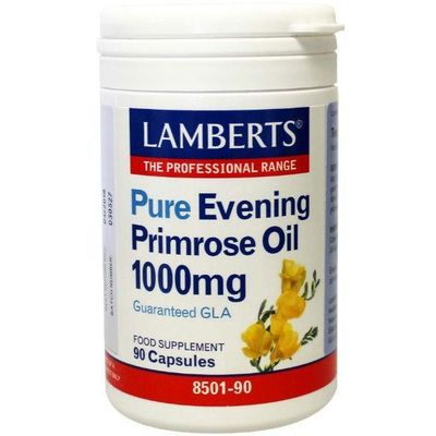 Lamberts Teunisbloemolie 1000 mg (pure evening primrose)