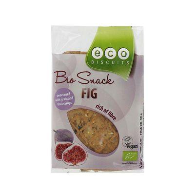 Ecobiscuit Vijgen biscuits