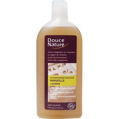 Douce Nature Douchegel & shampoo Marseille