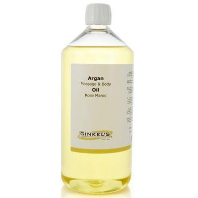 Ginkel's Massage & body olie argan & rose maroc