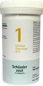 Pfluger Calcium fluoratum 1 D12 Schussler