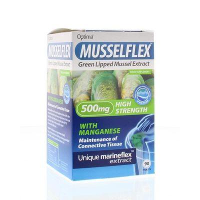 Optima Groenlipmossel extract 500 mg