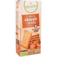 Bisson Biscuits crunchy caramel