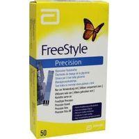 Freestyle Precision teststrip