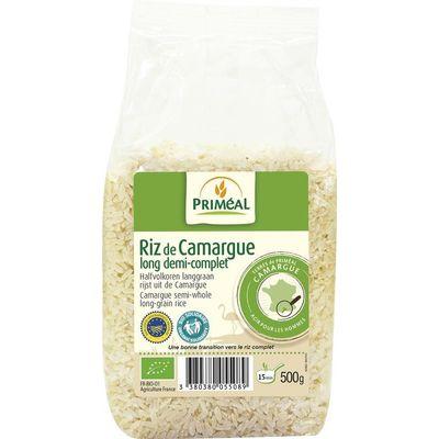 Primeal Halfvolkoren langgraan rijst camargue